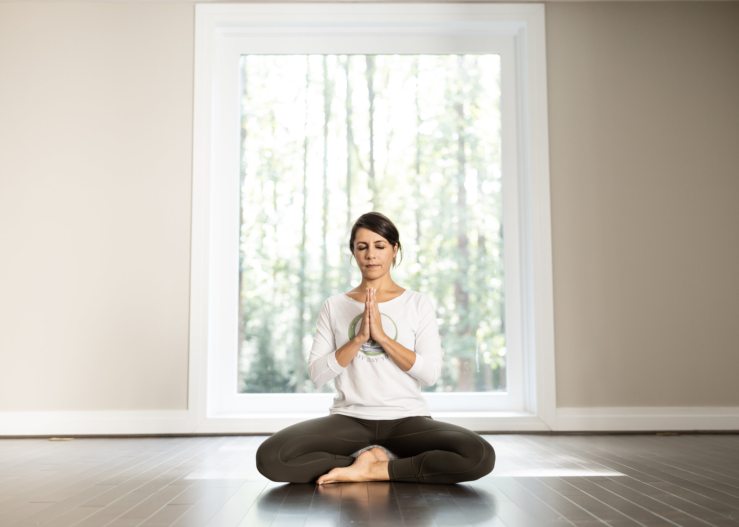 Azi Tavassoli, Founder of Easy Day Yoga in Ashburn, Va