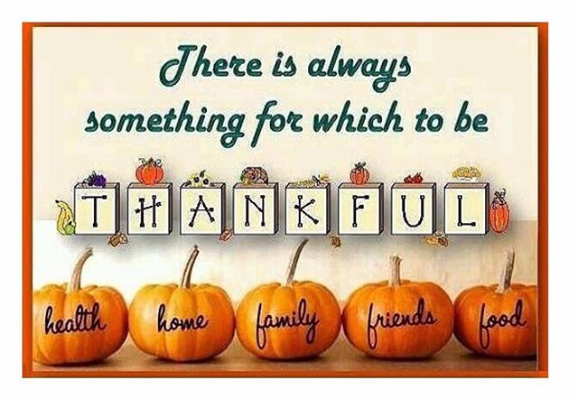 Happy Thanksgiving from our family to yours 🍂🍁