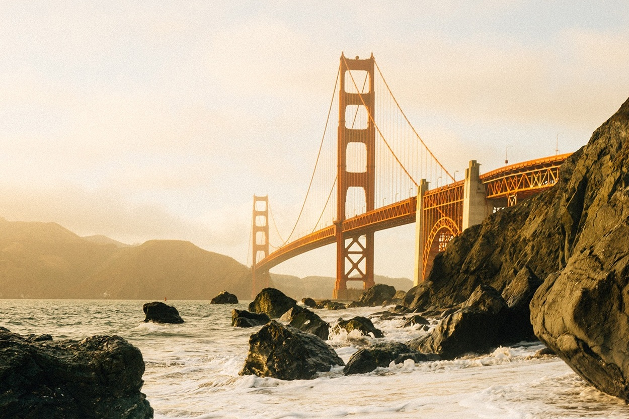SAN FRANCISCO CITY GUIDE - Discover all the best spots to photograph San Francisco. Including a few local secret locations :)