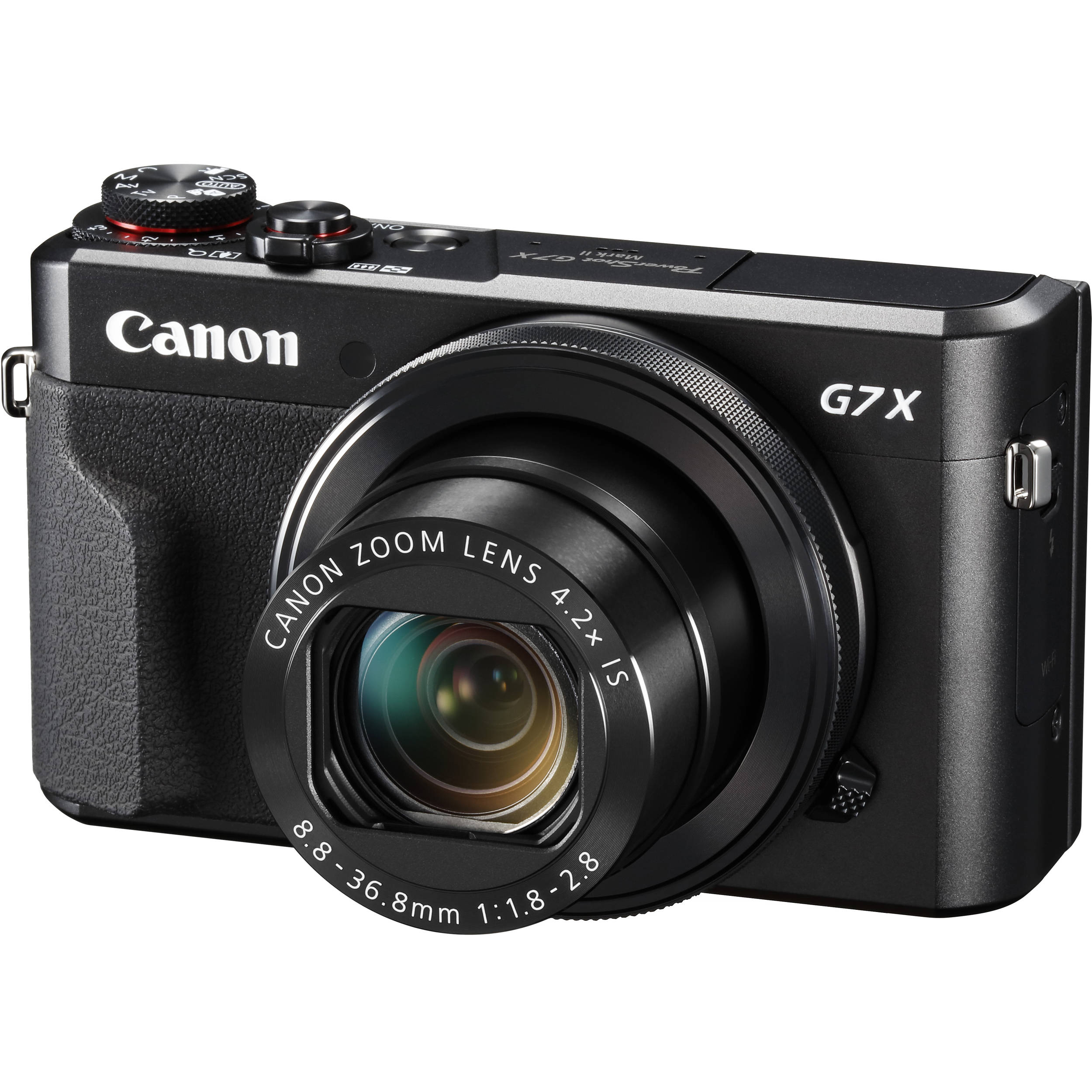 Canon Powershot G7X - This camera is perfect for shooting videos, it does 4K and is the most popular choice amongst Youtubers. I find it perfect for moments when I am going to an event and don't want to bring my big Sony a7R III.