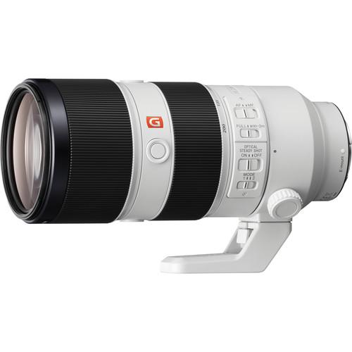 Sony FE 70-200mm f/2.8 GM OSS Lens -