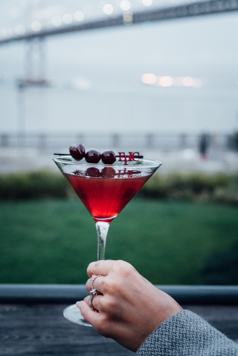 Epic Manhattan Cocktail