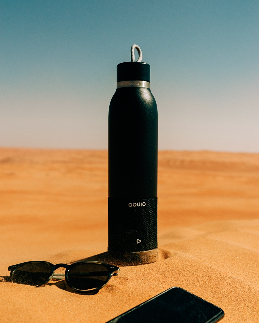 Water Bottle - Perfect water bottle for outdoor adventures. Get 20% off when you use code #bottle.