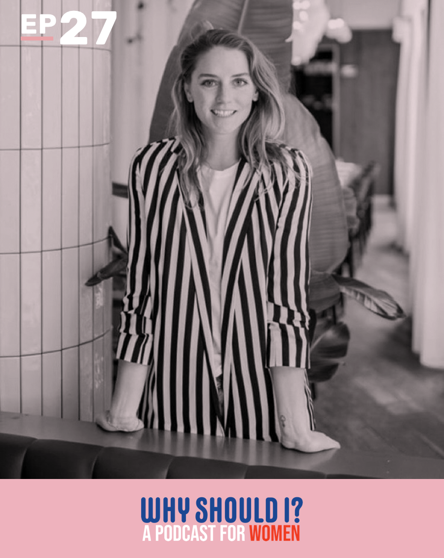Why Should I? Podcast Ep. 27: Why Should I Ask for a Raise? with Merel van der Wouden