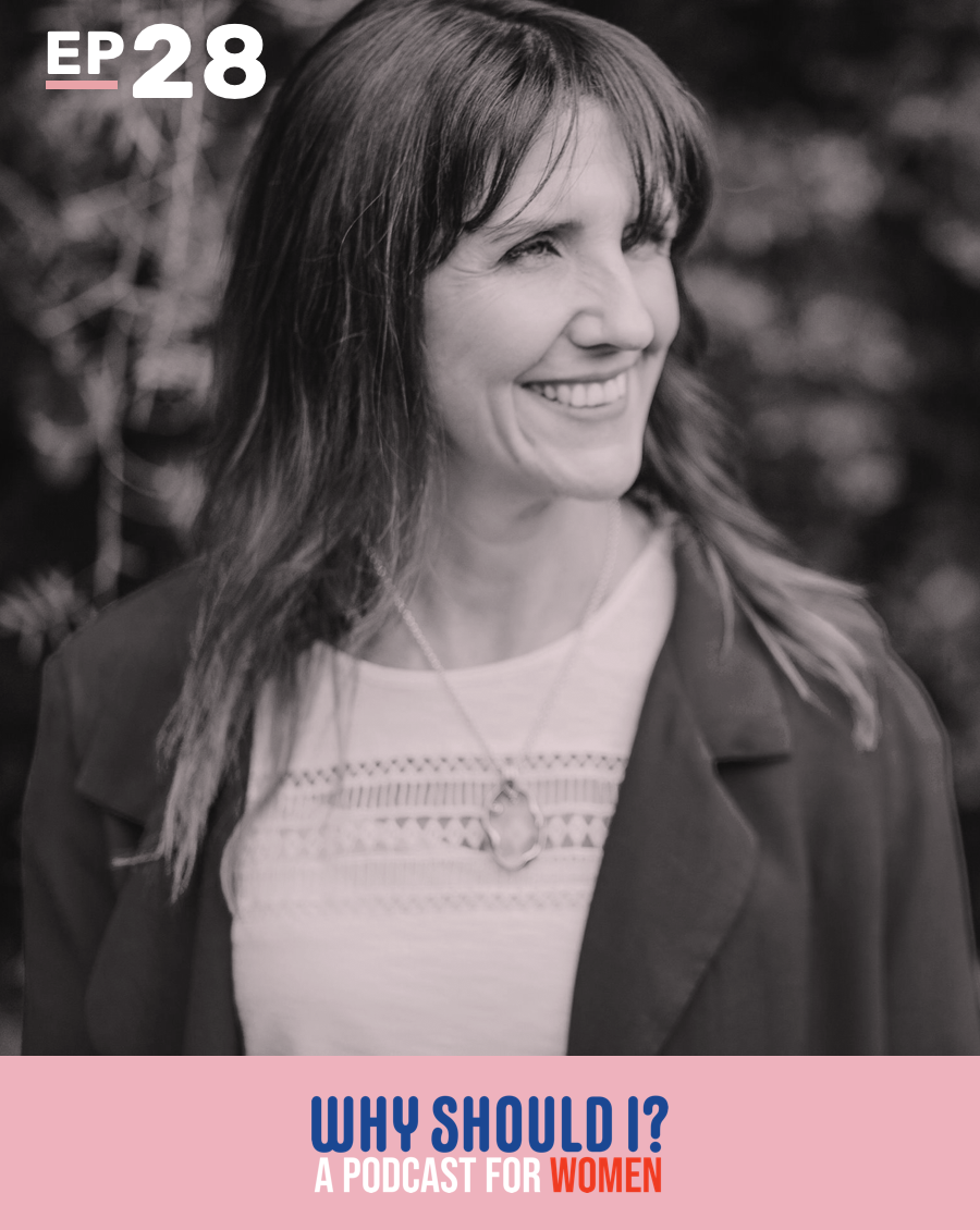 Why Should I? Podcast Ep. 28: Why Should I Be Everything to Everyone? with Rennee Shaw