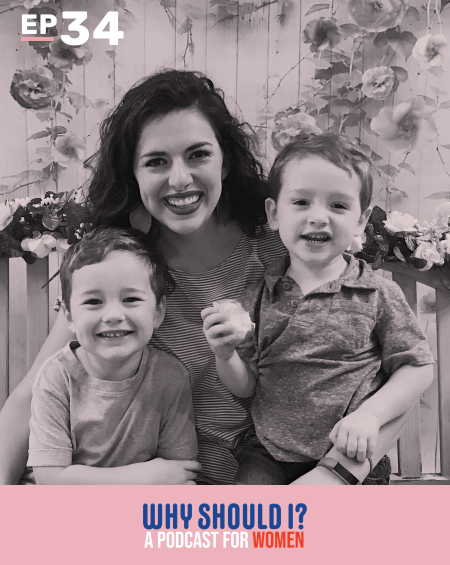 Why Should I? Podcast Ep. 34: Why Should I Have Children? Part Three with Amanda Wright