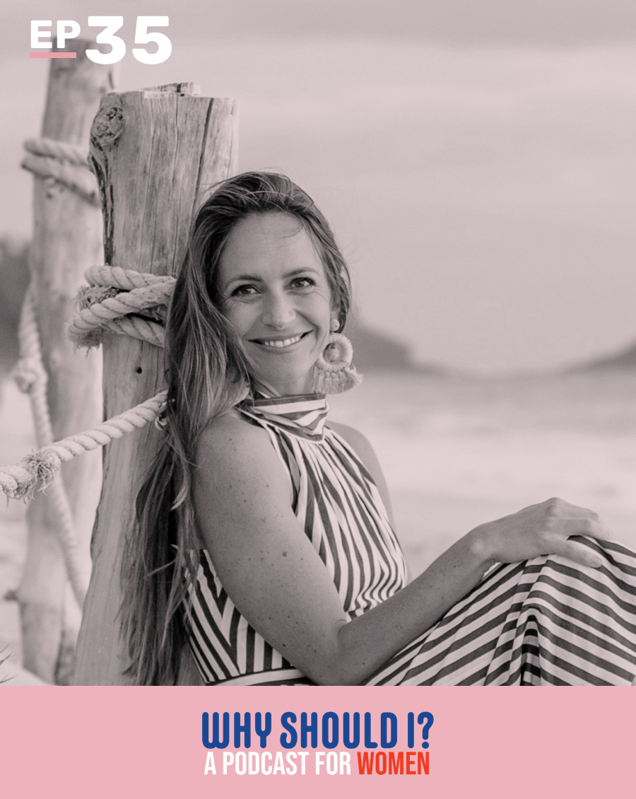 Why Should I? Podcast Ep. 35: Why Should I Stop Obsessing Over Diet and Exercise? with Katie Vail