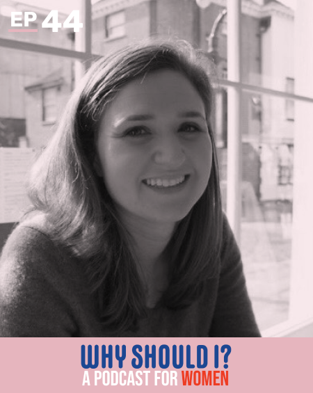 Why Should I Travel? with Dash Tabor Episode 44 Why Should I? Podcast for Women