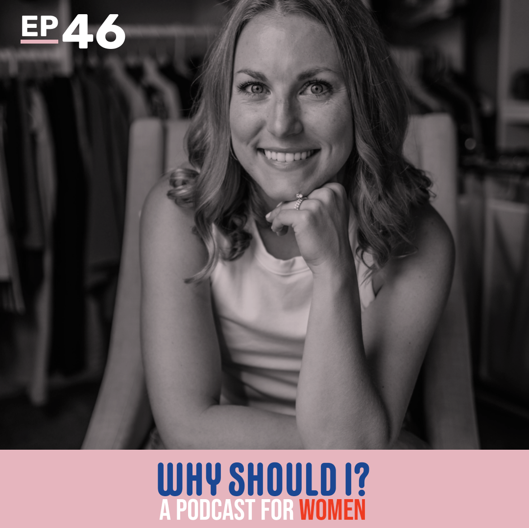 Why Should I Feel Successful? Solo Episode Why Should I? Podcast for Women