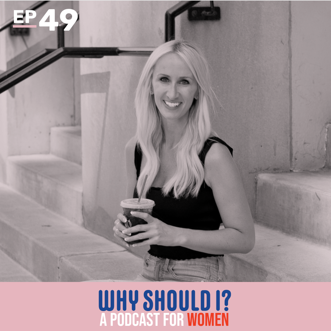 Why Should I Seek Happiness and Fulfillment? with Natalie Bacon Why Should I? Podcast for Women