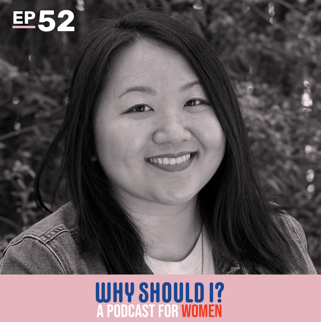 Why Should I Thrive on Love? with Sheng Vue Why Should I? Podcast for Women