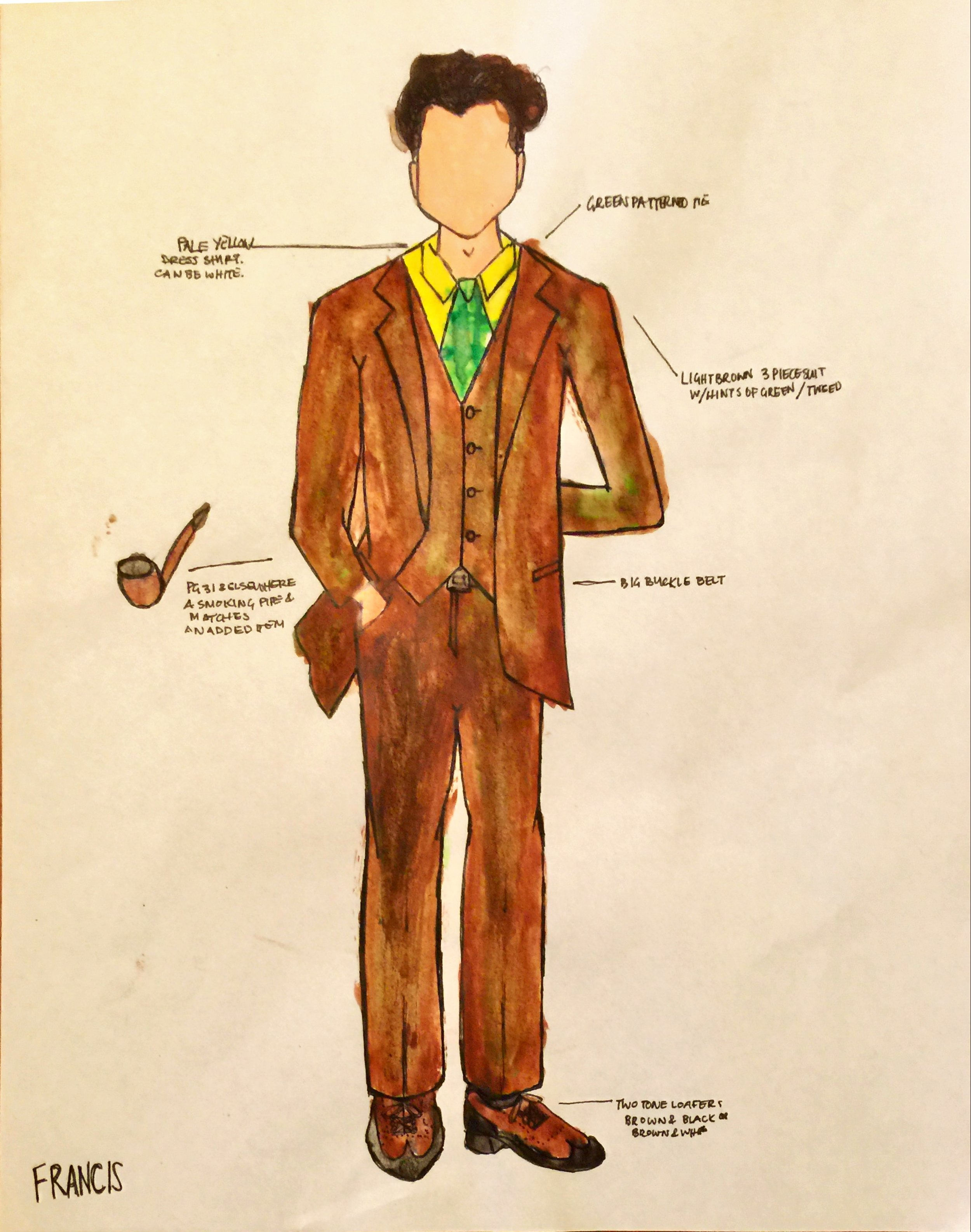 Costumes by Asha McAllister