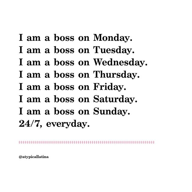 🙋🏽‍♀️ QUESTION! What's your favorite thing about being your own boss? 🌸