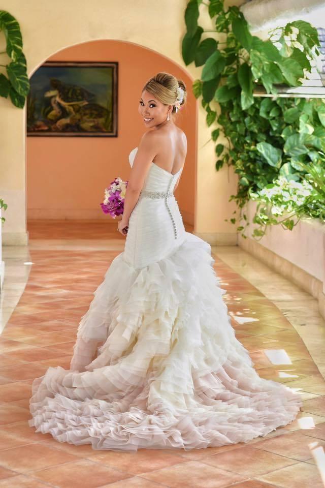 Stunning Summer Bride
