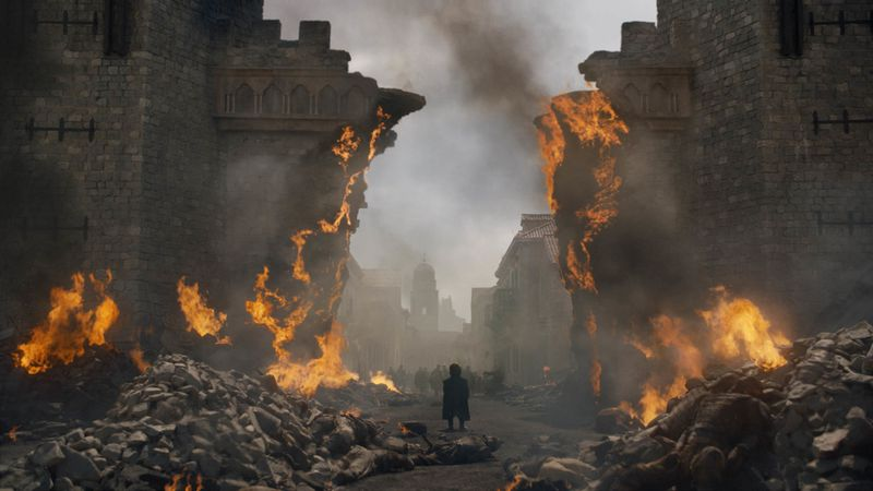 IMAGE: HBO - Game of Thrones may have officially ended, but the backlash has only begun.