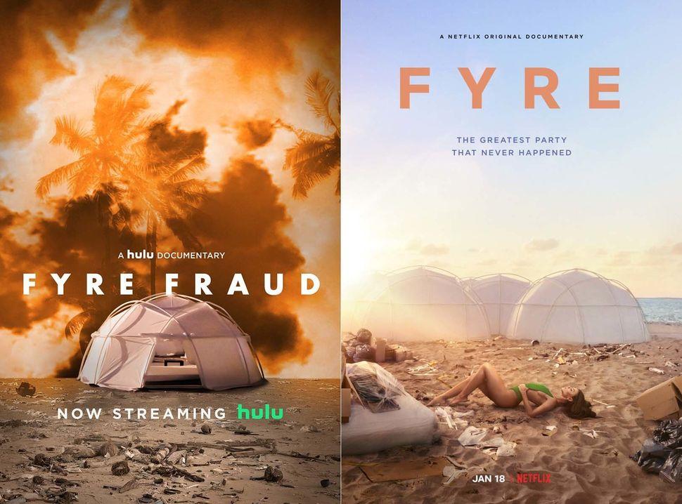 IMAGE: Hulu/Netflix