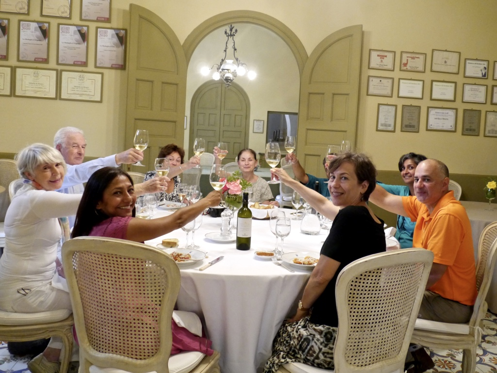 Feel like you're part of an extended Sicilian family with Karen's specially curated tours!