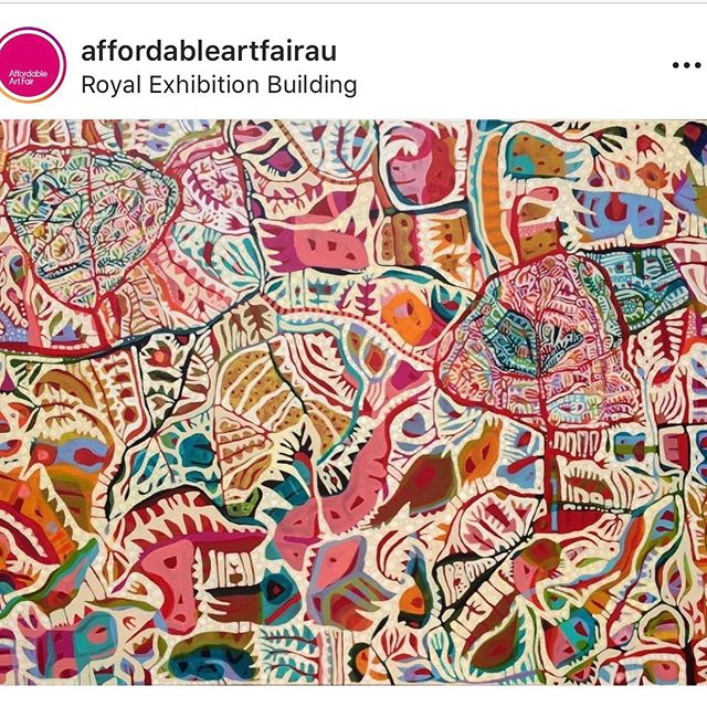 Looking forward to the Affordable Art Fair this Thurs- Sunday. A chance to view some unearthed talent & also some amazing well known artists! Prices range from $100-$12000, tickets on their website & insta link.  #artinmelbourne #affordableartfairaustralia #design #artists #creatives #unique #artview
