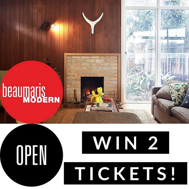Do you want to win 2 tickets to see 5 amazing houses at Beaumaris Open?! Well here's your chance! My Business @hyggespacesanddesign is giving away 2 tickets to next Sunday's Open House event, simply:  1. Follow @hyggespacesanddesign  2. Like this post and tag at least one friend you would like to join you next Sunday  3. Enter as many times as you like  4. Competition closes this Wednesday 8pm, winners notified by 9pm.  A day of architecture & design inspiration, including the talented Milliner Carla Murley's house @murleyandcomillinery (above photo), as seen in @thedesignfiles  Good Luck!!! Photo Cred @beaumaris_modern  #competition #melbourne #design #architecture #interiors #interiordesign #midcentury #beaumarismodern #openhouse #freetickets #murleyandcomillinery #beaumaris #bayside #renovate #restore #inspiration #wintickets #prize #giveaway #midmod #midmodern #uniquedesign #decor #decorate #explore