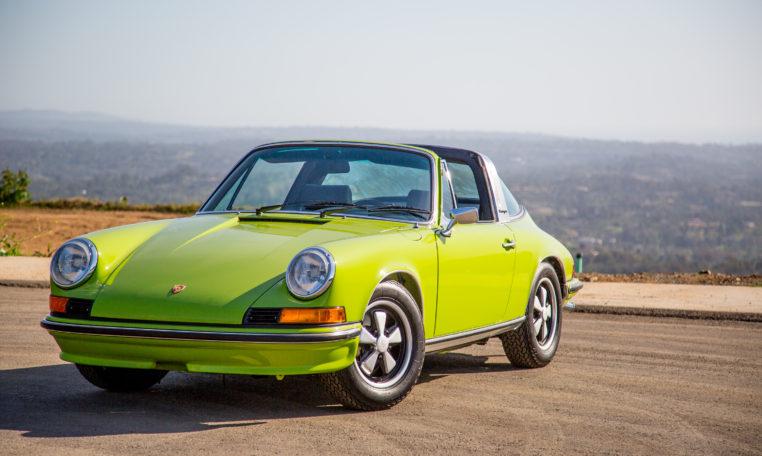 1973-porsche-911t-targa-chartreuse-makellos-classics-driver-side-front-angle-view.jpg