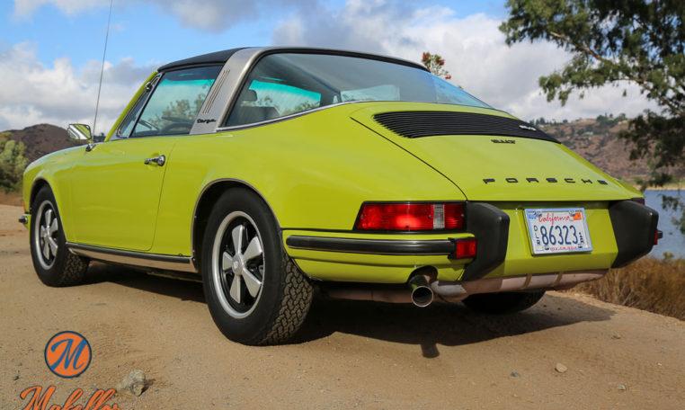 1973-porsche-911t-targa-chartreuse-makellos-classics-drivers-side-rear-angle.jpg