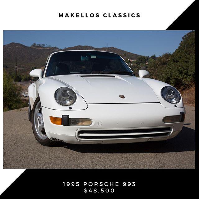 Makellos Classics Porsche Sales Service Restorations And
