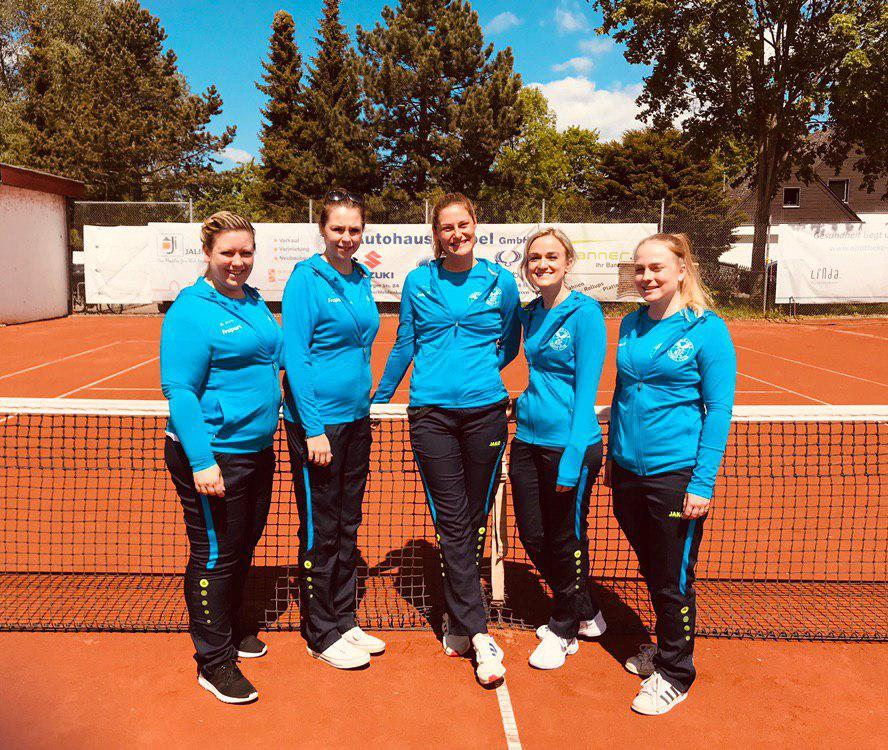 Damenmannschaft des NTC