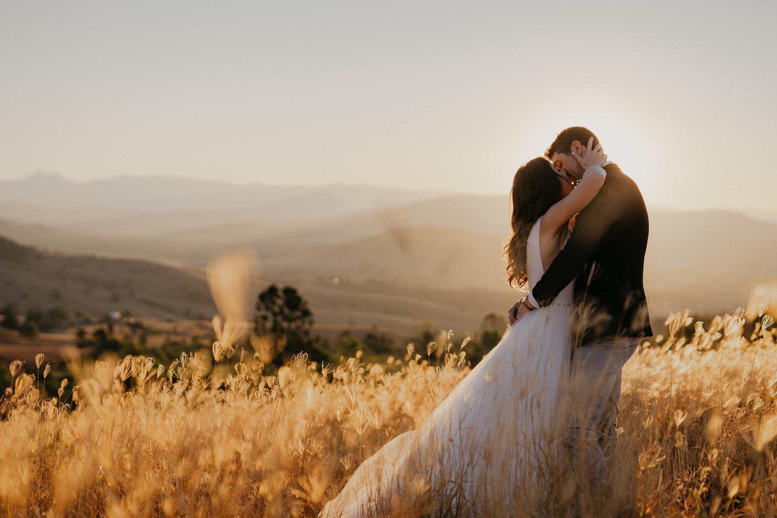 Scenic rim Wedding