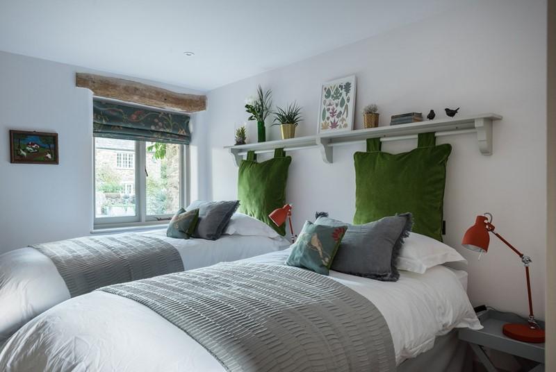 Bedroom 3 - subtly Whimsical