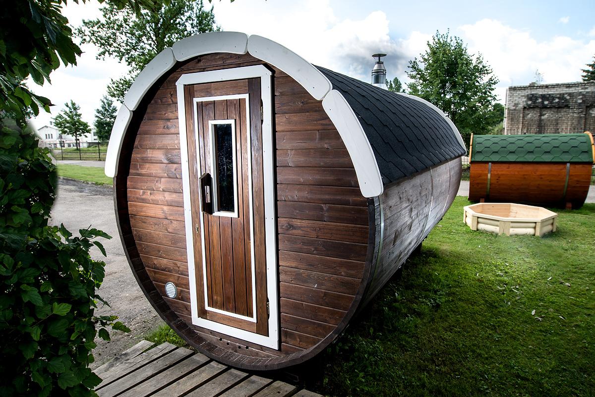 Sauna barrel 4 m Length Viking1.jpg