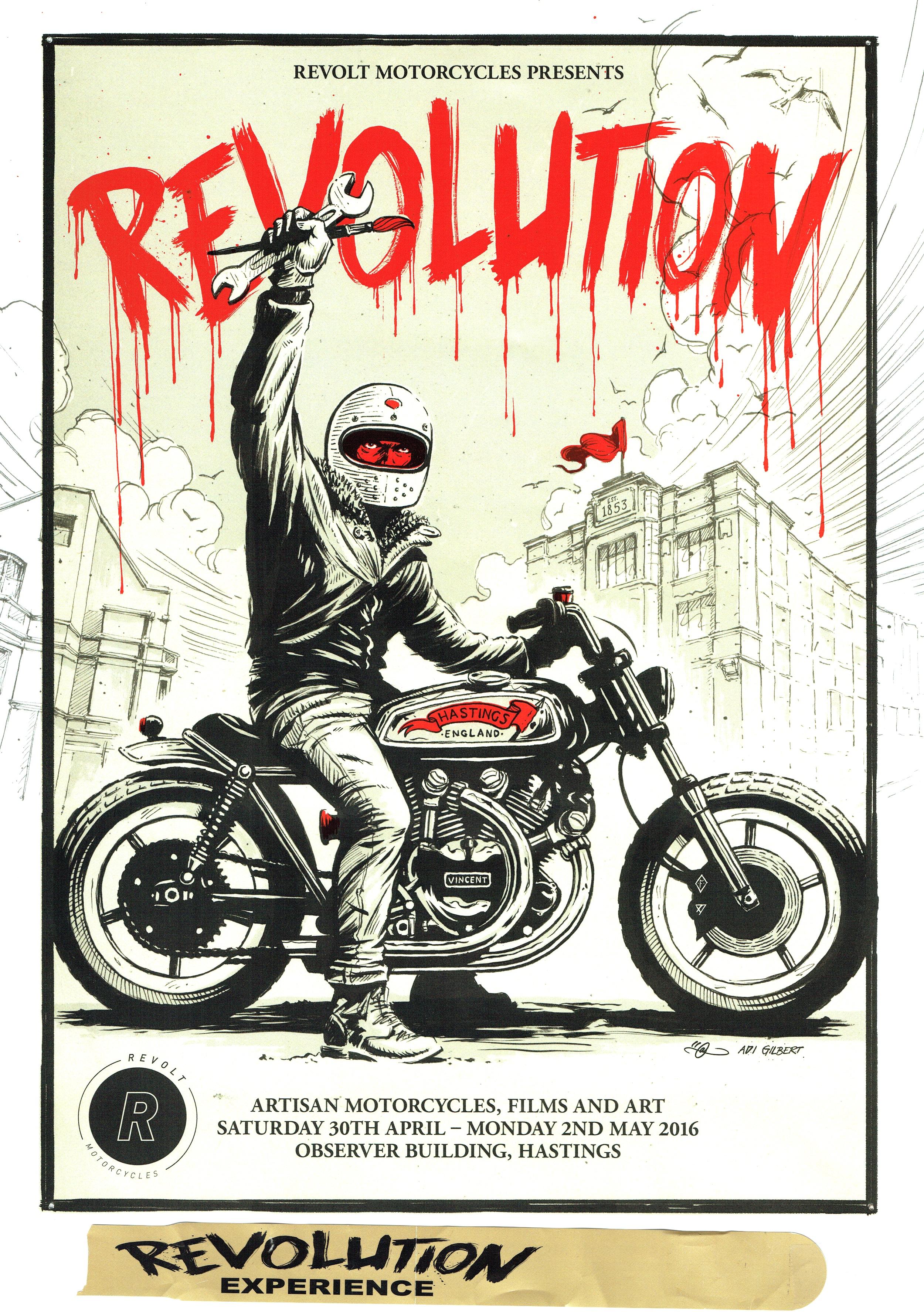 - REVOLUTION SHOW