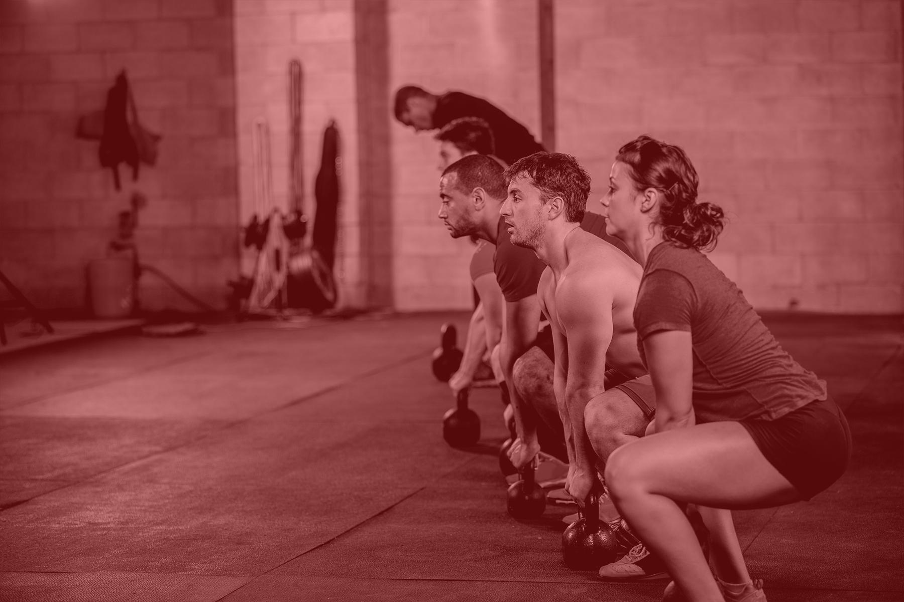 CrossFit W.O.D. -