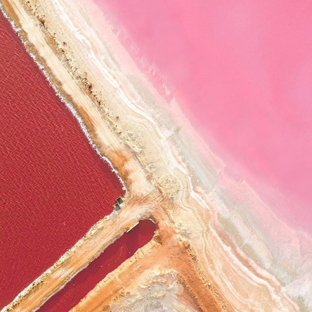 Ruby inspired: The colors of the Hutt Lagoon can be bright bubblegum pink, sometimes lilac, and occasionally even red.⁠ •⁠ •⁠ • ⁠ ⁠ @suitcase⁠ #maisonmacolat #macolat #chocolatecoatedmacadamia #ruby #rubychocolate #inspiration⁠ ⁠