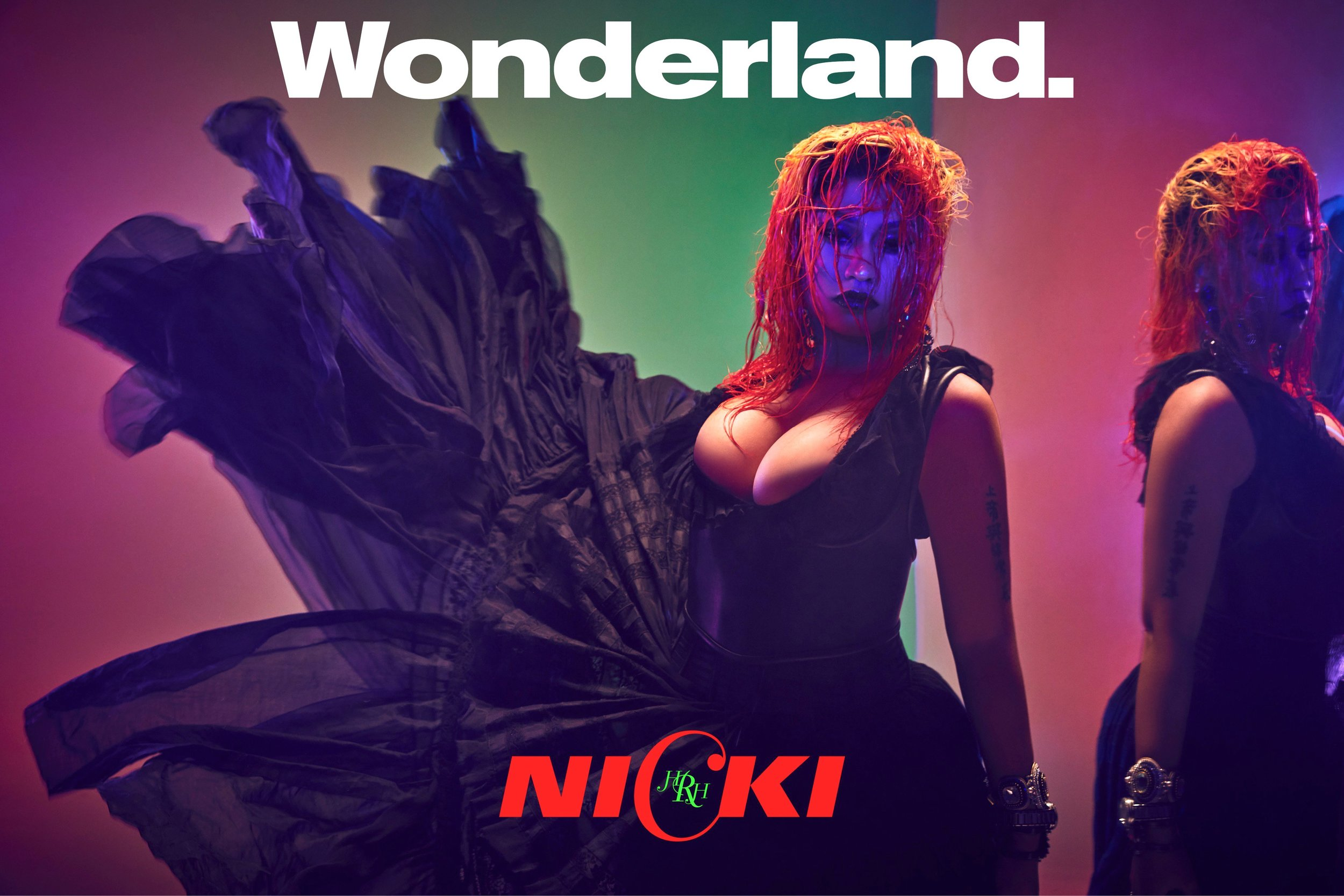 NICKI MINAJ – WONDERLAND