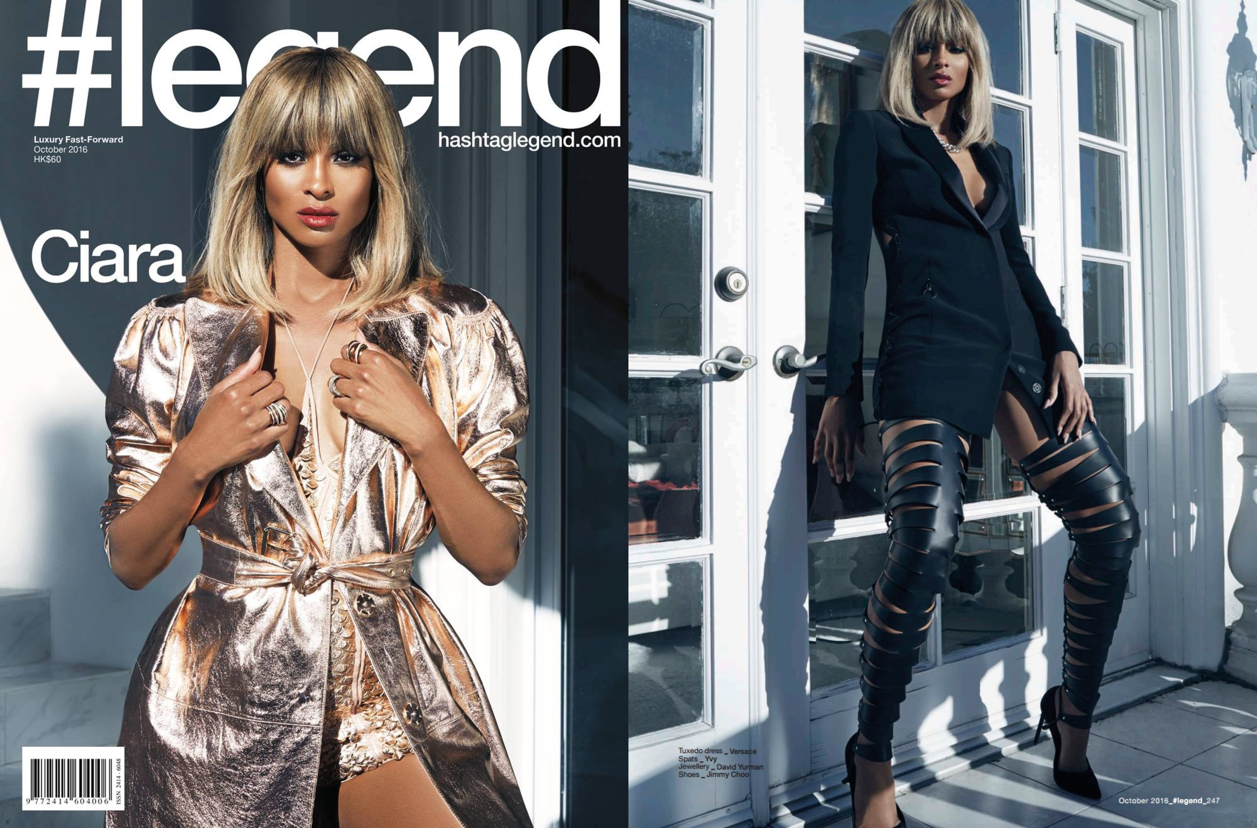 CIARA - #LEGEND