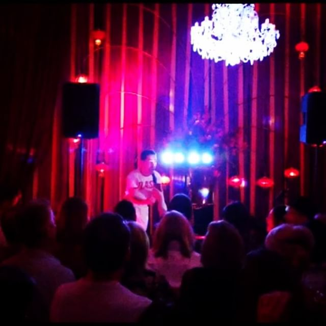 Huge thanks to the @rivoliballroom for having me last night. What a brilliant crowd! I can't wait to do it again! ❤️❤️❤️