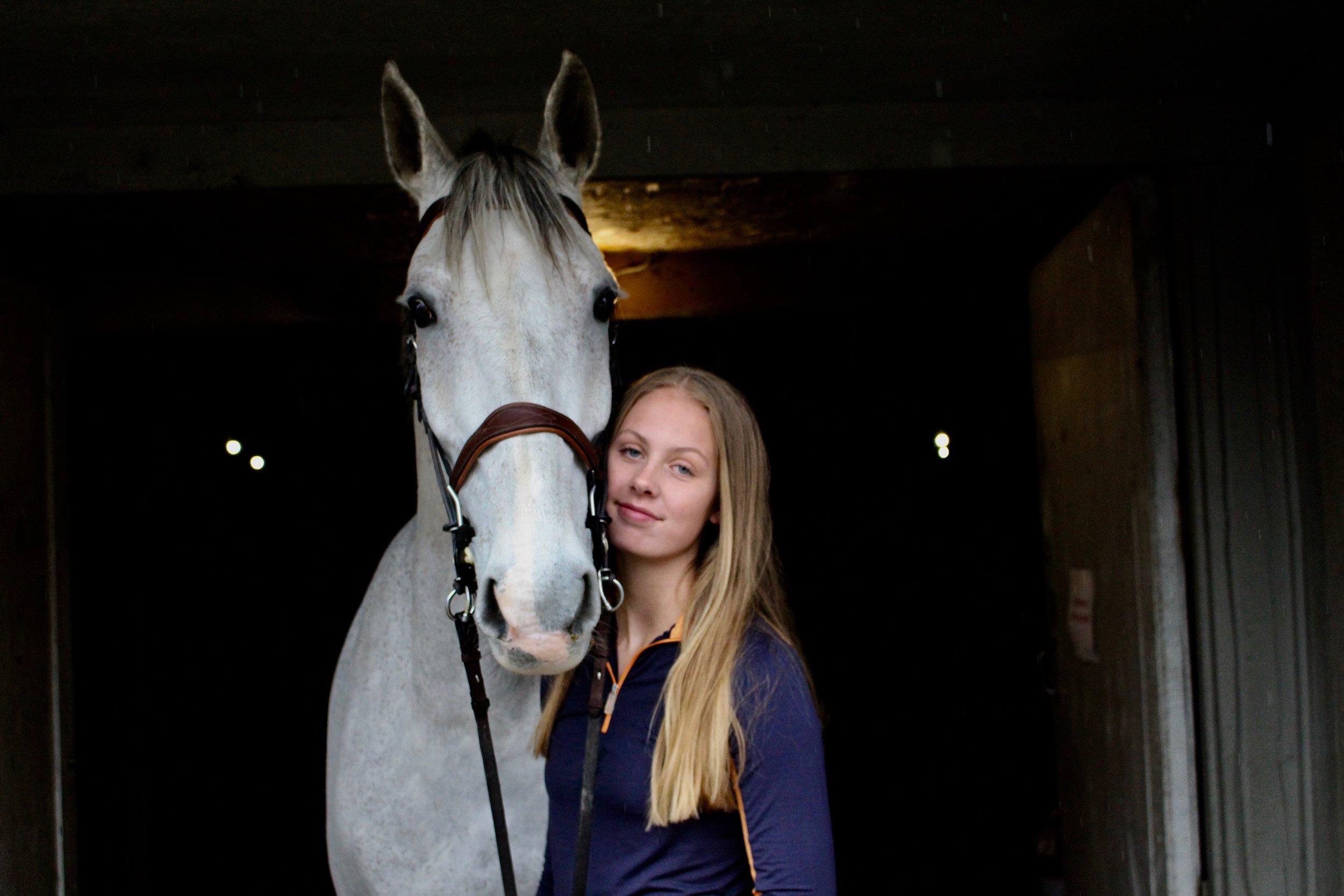Katrina Stanfield & 'Egor'