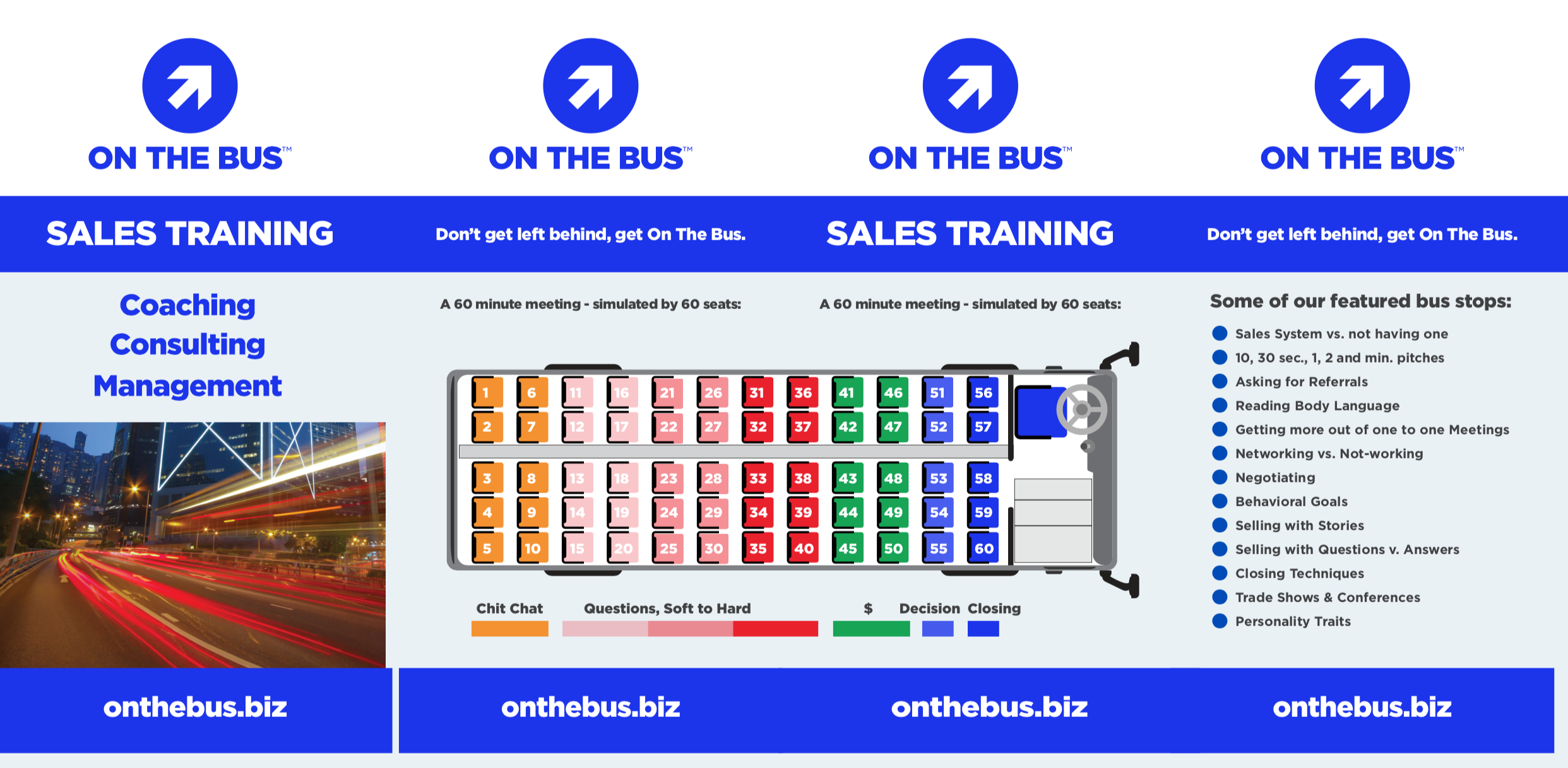 *Click to enlarge and see some of the featured bus stops!