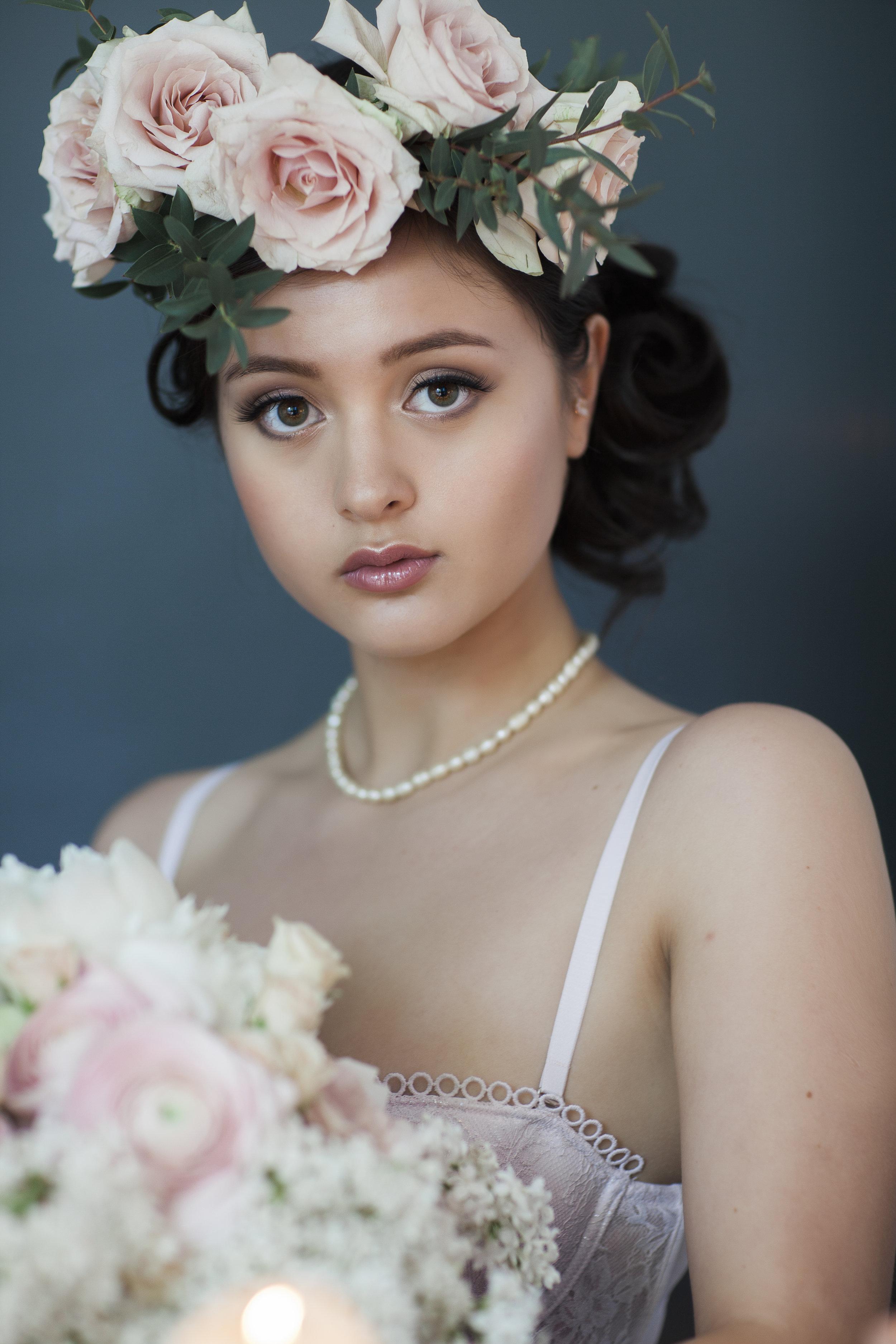 Wedding Add-ons - Bridal Makeup & Hair TrialFalse EyelashesAirbrush ApplicationHair ExtensionsOn-site Touch UpsEarly Start