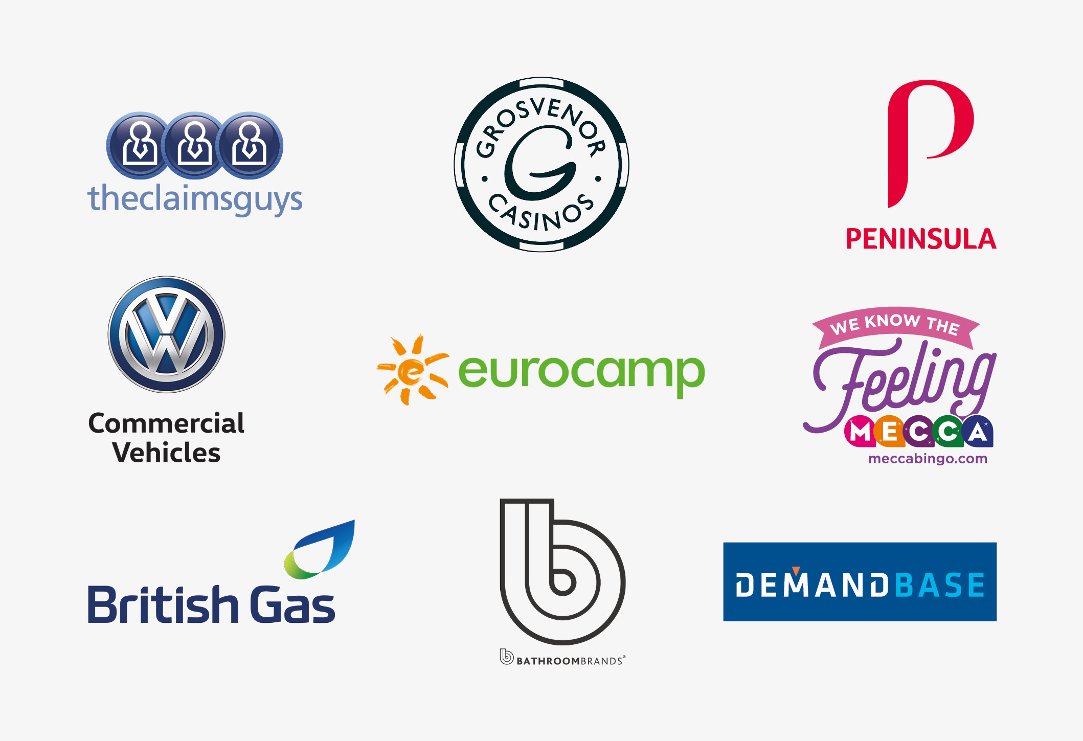 Who we work with - Take a look at some of the clients we work with