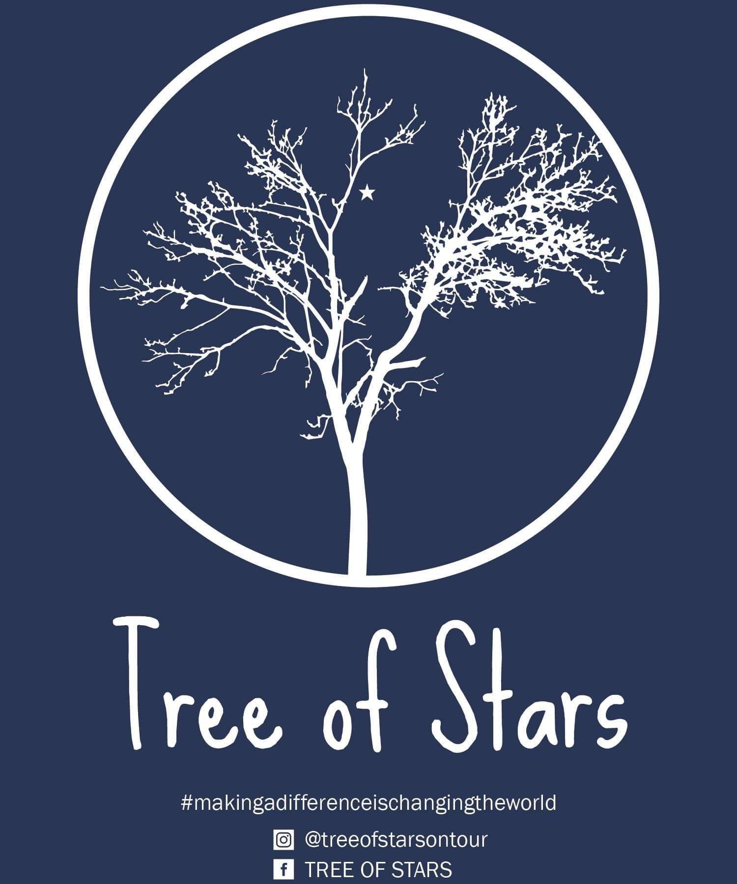 Tree Of Stars     Tree Of Stars     is a platform and community promoting mental health awareness and addictions recovery by telling our stories through music and arts in cafe spaces.