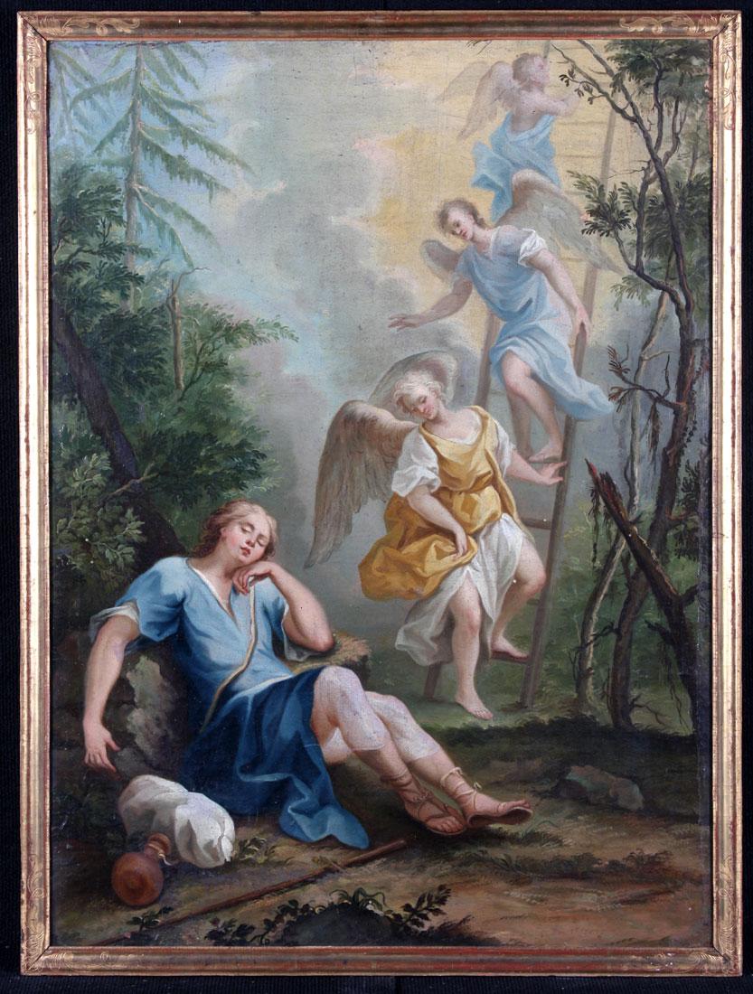 Vision du Mi'râj de Jacob (prophète Ya'cob)