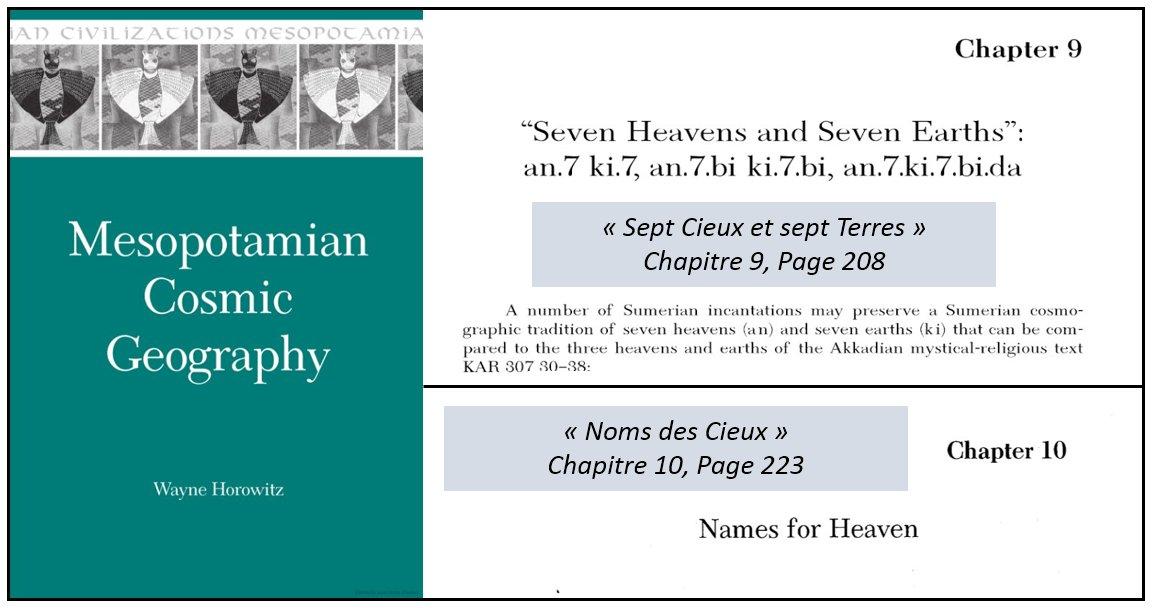 """""""Mesopotamian Cosmic Geography"""", Wayne Horowitz, 1998"""