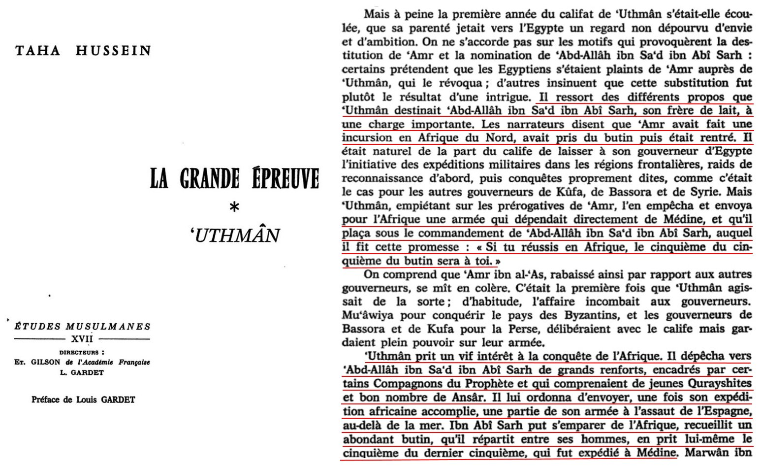 La grande Épreuve - Uthman , Page 78