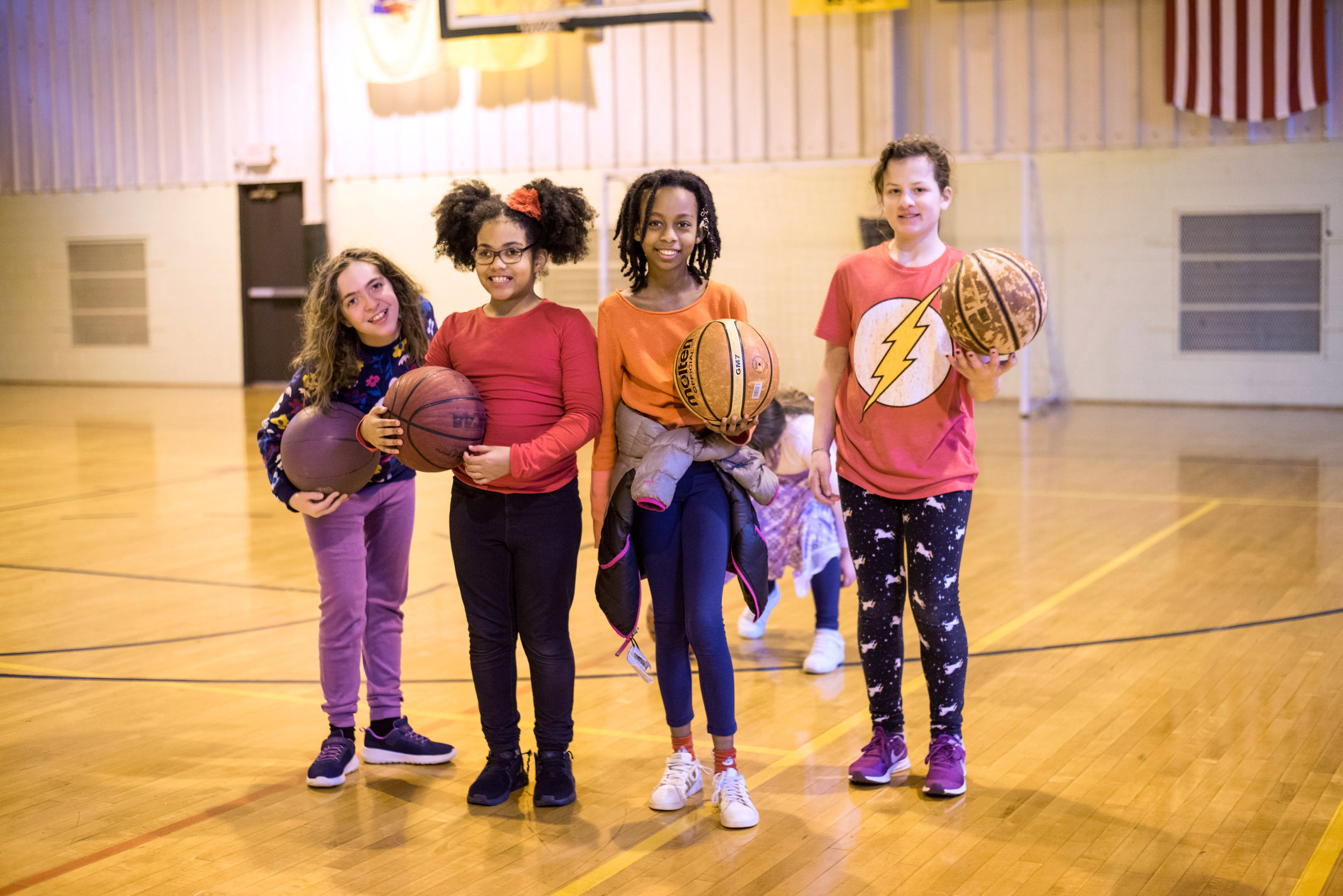 Oakland School's wide variety of extracurriculars has something for everyone.