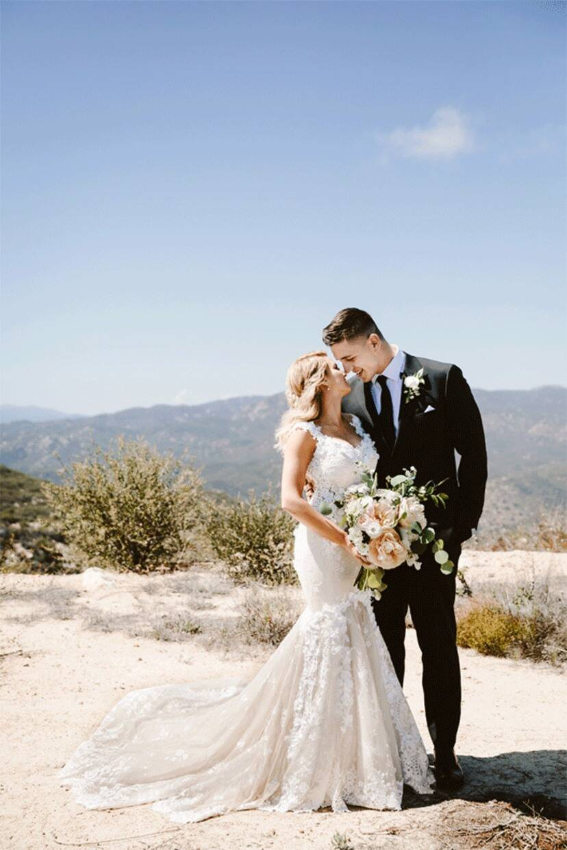 Tori Kelly and Husband, André Murillo