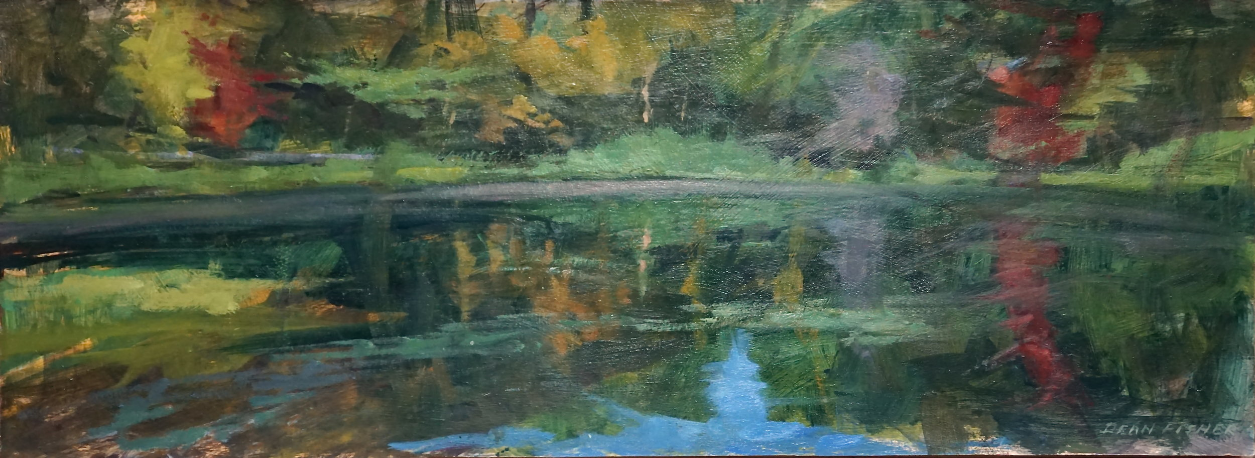 Summer Pond III
