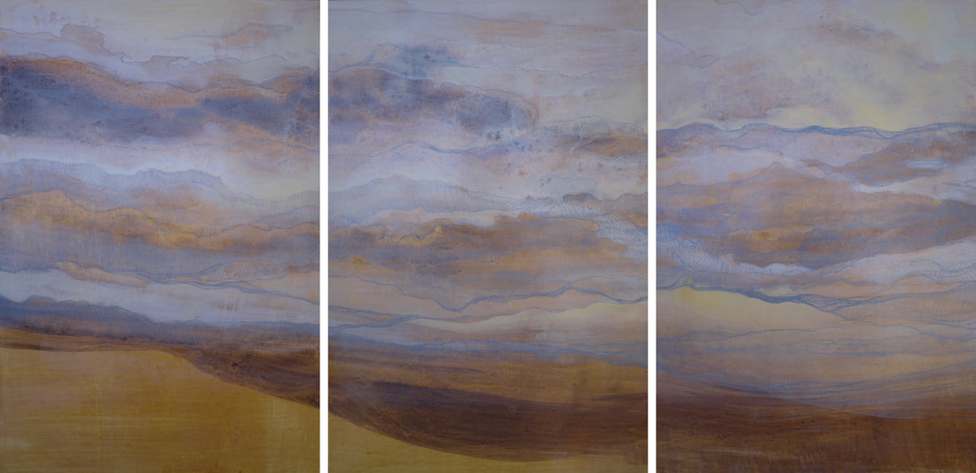 Small Triptych (8x11 3/4)