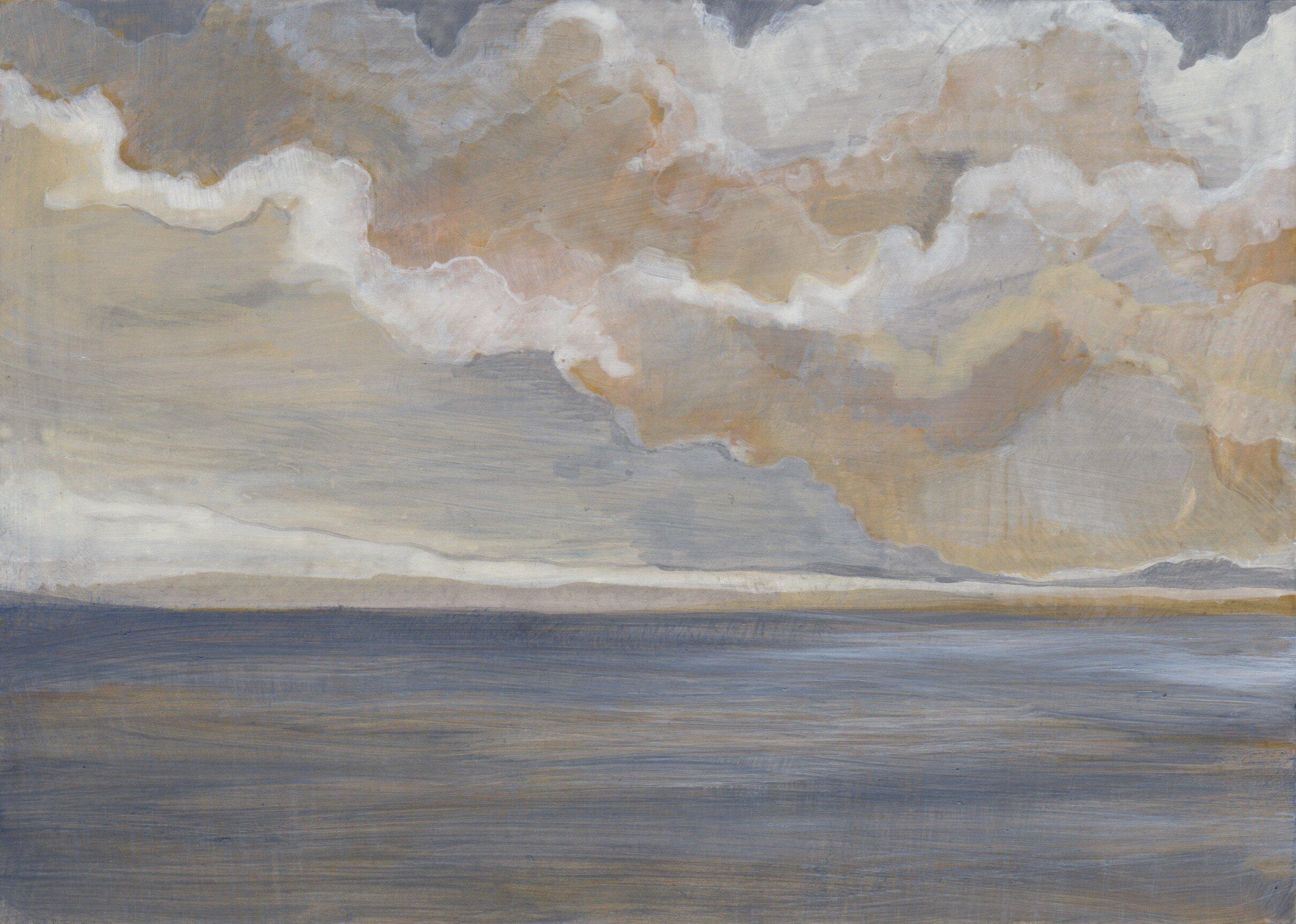 Small Sea III (7x5)