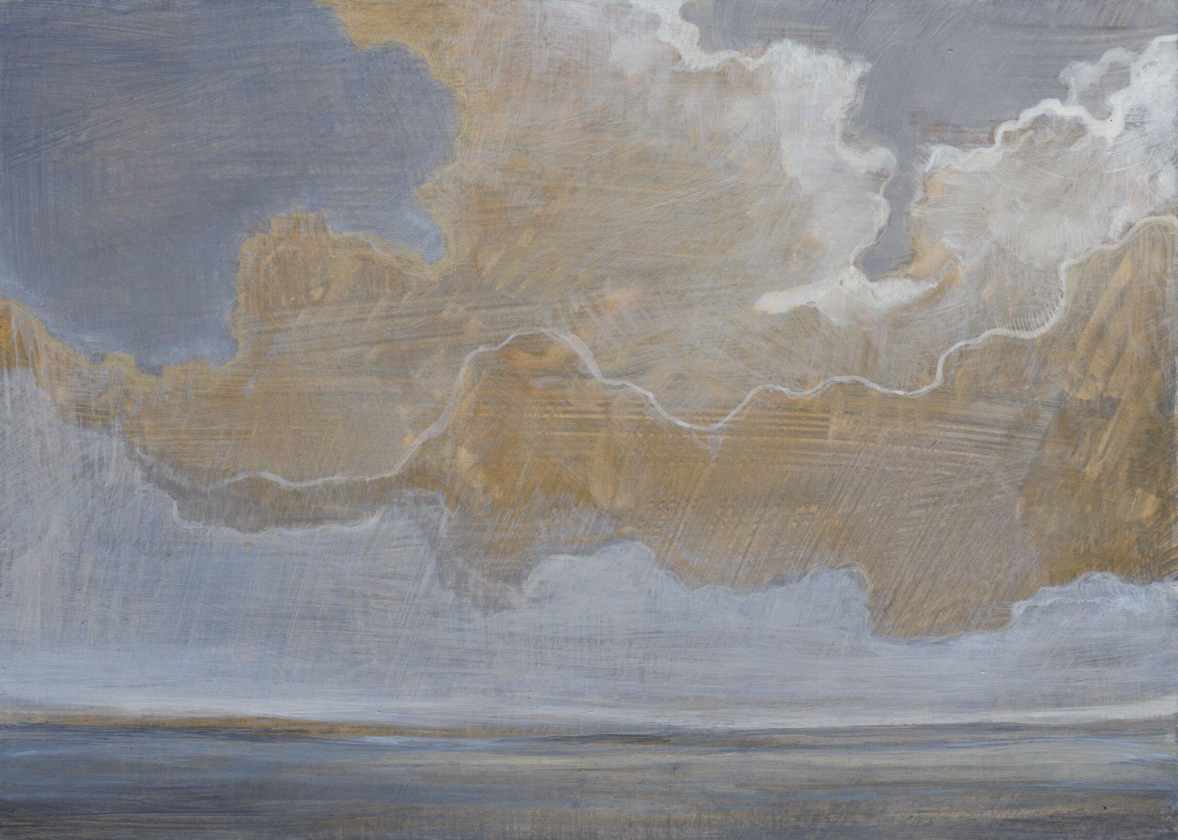 Small Sea II (7x5)
